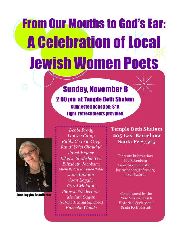 Poetry Event 11.8
